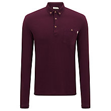 Buy Farah 1920 Stapleford Long Sleeve Polo Shirt Online at johnlewis.com