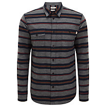 Buy Farah 1920 Blacton Pocket Detail Stripe Shirt Online at johnlewis.com
