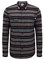 Farah 1920 Blacton Pocket Detail Stripe Shirt