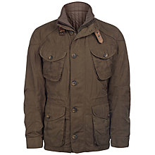 Buy Hackett London Sheringham Field Jacket Online at johnlewis.com