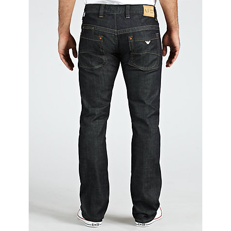 Buy Armani Jeans J08 Slim Fit Jeans Online at johnlewis.com