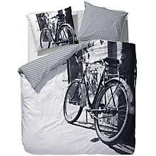 Buy Essenza Serge Monochrome Duvet Cover Set Online at johnlewis.com