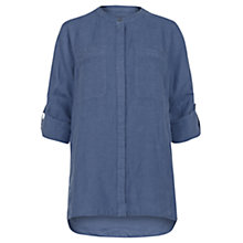 Buy Jigsaw Easy Pocket Linen Shirt Online at johnlewis.com