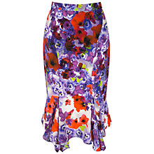 Buy Damsel in a dress Print Ibiza Skirt, Multi Online at johnlewis.com