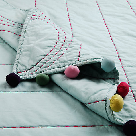 Buy Bluebellgray Ashley Bedspread, Multi Online at johnlewis.com