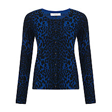 Buy COLLECTION by John Lewis Lila Animal Print Cardigan Online at johnlewis.com