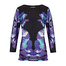 Buy COLLECTION by John Lewis Celia Floral Print Top Online at johnlewis.com