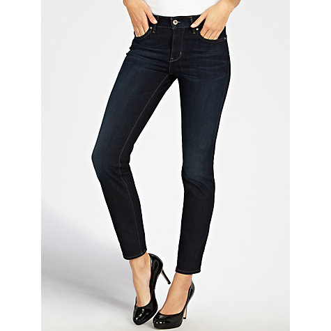 Buy Levi's Curve ID - Slight Curve Slim Leg Jeans, Marfa Sky Online at johnlewis.com