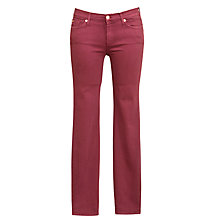 Buy 7 For All Mankind The Skinny Mid-Rise Jeans Online at johnlewis.com