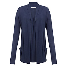 Buy John Lewis Capsule Collection Slub Cardigan Online at johnlewis.com