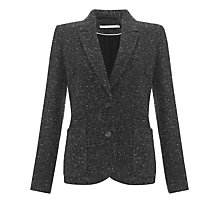 Buy John Lewis Capsule Collection Tweed Jacket, Grey Online at johnlewis.com