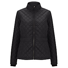 Buy John Lewis Zip Front Quilted Jacket Online at johnlewis.com