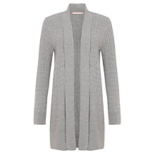 Buy John Lewis Cable Knit Cardigan Online at johnlewis.com