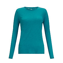 Buy Kin by John Lewis Fine Jersey Long Sleeve Top Online at johnlewis.com