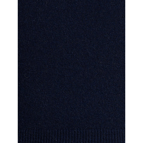 Buy John Lewis Cashmere Scoop Neck Sweater Online at johnlewis.com