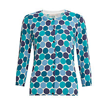 Buy John Lewis Capsule Collection Spot Cardigan Online at johnlewis.com