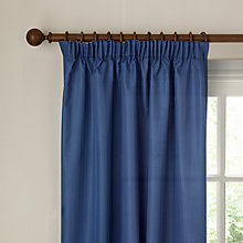 Buy Sienna Dimout Lined Pencil Pleat Curtains Online at johnlewis.com