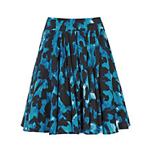 Buy Reiss Alana Print Skirt, Multi Online at johnlewis.com