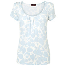 Buy Phase Eight Nori Fruit Top, Blue/White Online at johnlewis.com