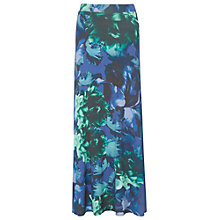 Buy Phase Eight Malia Maxi Skirt, Marine Online at johnlewis.com