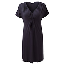 Buy East Kimono Sleeve Dress, Navy Online at johnlewis.com