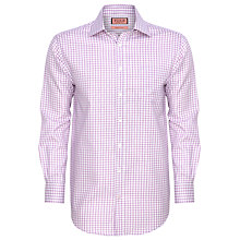 Buy Thomas Pink Cassel Check XL Sleeve Shirt Online at johnlewis.com