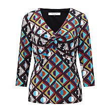Buy COLLECTION by John Lewis Belinda Smarties Print Top, Multi Online at johnlewis.com
