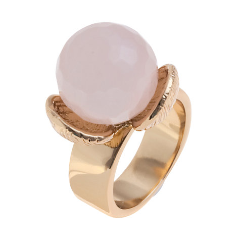 Buy Lola Rose Boutique Merida Gold Plated Ring Online at johnlewis.com