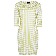 Buy James Lakeland Cowl Neck Print Dress Online at johnlewis.com