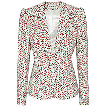 Buy Reiss Vintage Print Jacket, Multi Online at johnlewis.com