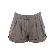 Buy Warehouse Utility Shorts, Stone Online at johnlewis.com