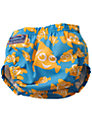 Konfidence Clown Fish Aqua Swim Nappy, Blue