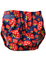 Konfidence Strawberry Aqua Swim Nappy, Red