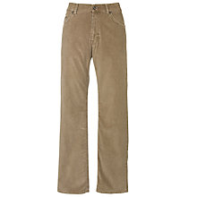 Buy Gant Standard Comfort Fit Corduroy Trousers Online at johnlewis.com