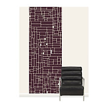 Buy Surface View Small Computer Grid Wall Mural, 100 x 265cm Online at johnlewis.com