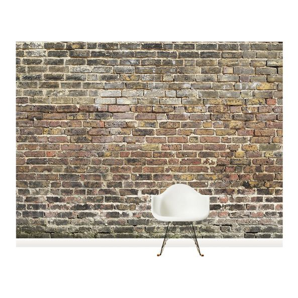 Surface View Surface View Old Bricks Wall Mural, 360 x 265cm