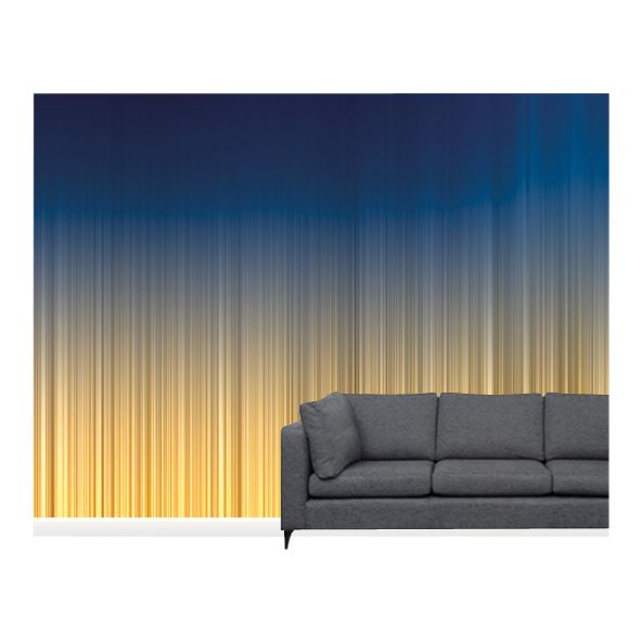 Surface View Surface View Kinetic Field 1 Wall Mural, 360 x 265cm