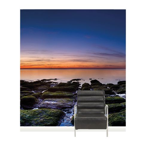 Surface View Surface View Hunstanton Wall Mural, 240 x 265cm