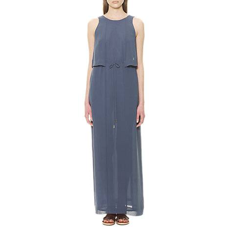 Buy Whistles Double Layer Maxi Dress Online at johnlewis.com