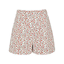 Buy Reiss Vintage Print Shorts, Multi Online at johnlewis.com