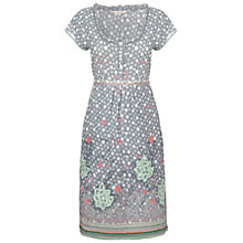 Buy White Stuff Washed Away Dress, Dream Blue Online at johnlewis.com