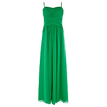 Buy Coast Margeaux Maxi Dress, Green Online at johnlewis.com