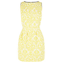 Buy Coast Matilda Dress, Yellow Online at johnlewis.com