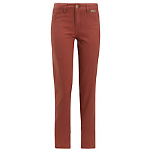 Buy Ben Sherman Boys' Rosewood Chinos, Burgundy Online at johnlewis.com