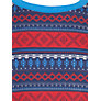 Buy John Lewis Boy Fair Isle and Star Pyjamas, Pack of 2, Red/Blue Online at johnlewis.com