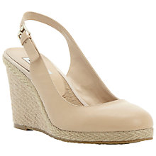 Buy Dune Goody Wedge Court Shoe Online at johnlewis.com