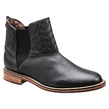 Buy J Shoes Rosalie Chelsea Boots, Black Online at johnlewis.com