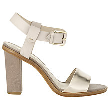 Buy Whistles Chi Chi Block Heeled Sandals Online at johnlewis.com