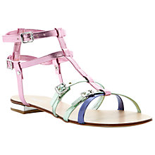 Buy Dune Jazmine Metallic Sandals Online at johnlewis.com