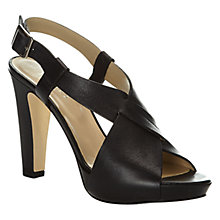 Buy Hobbs London Leticia Heeled Sandals Online at johnlewis.com
